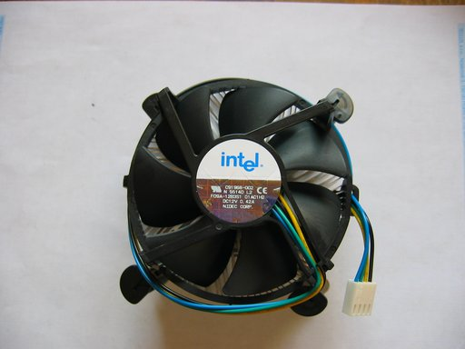 4-Wire fans on