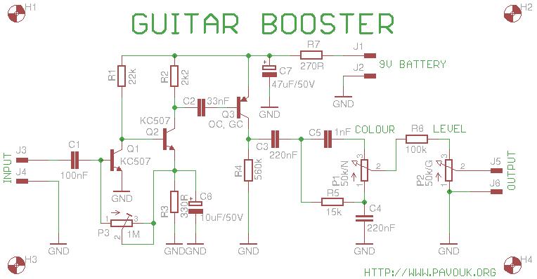 Guitar Booster