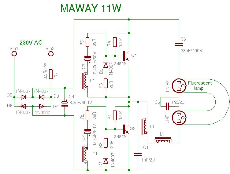 تصویر 2- مدار الکترونیکی