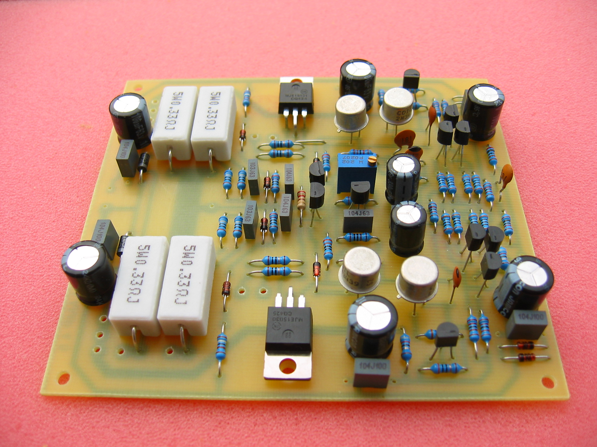 Diagram Amplifier Tda2050 32w Hi Fi Audio With Circuit Comment On Diy Chip View All Posts In