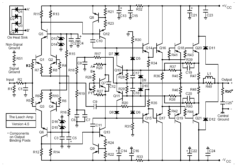 leachamp_schema the leach amp 200w amplifier amplifier schematic diagram at panicattacktreatment.co