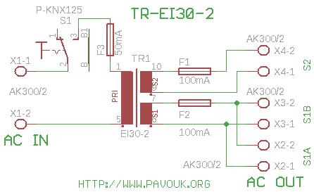 Ei30 Transformer Board