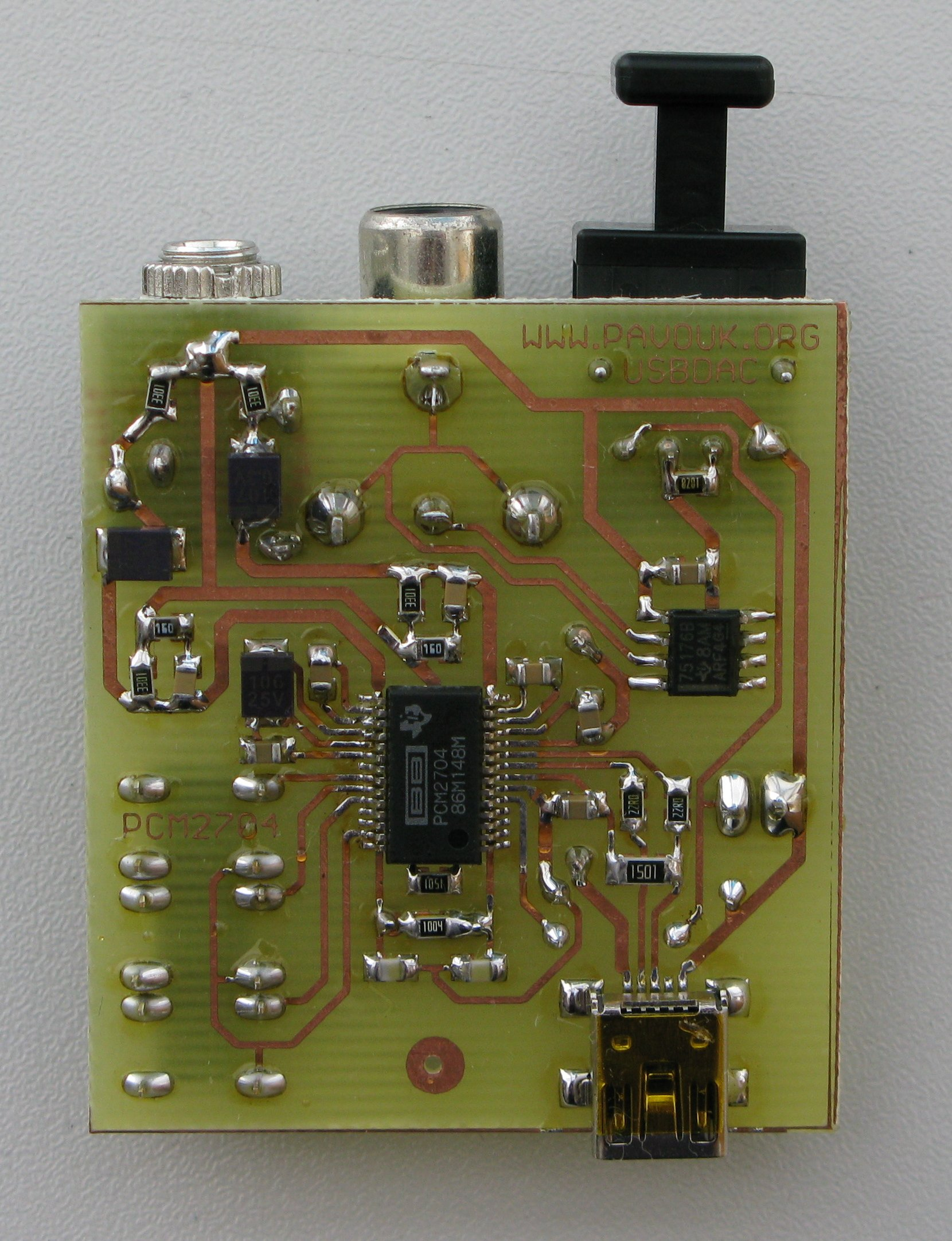 Usb Audio Dac With Pcm2704 Schematic Symbols Where To Find Diyaudio Photos